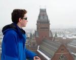 Harvard's Weather Man