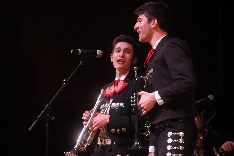 Mariachi Véritas De Harvard at Cultural Rhythms 2016