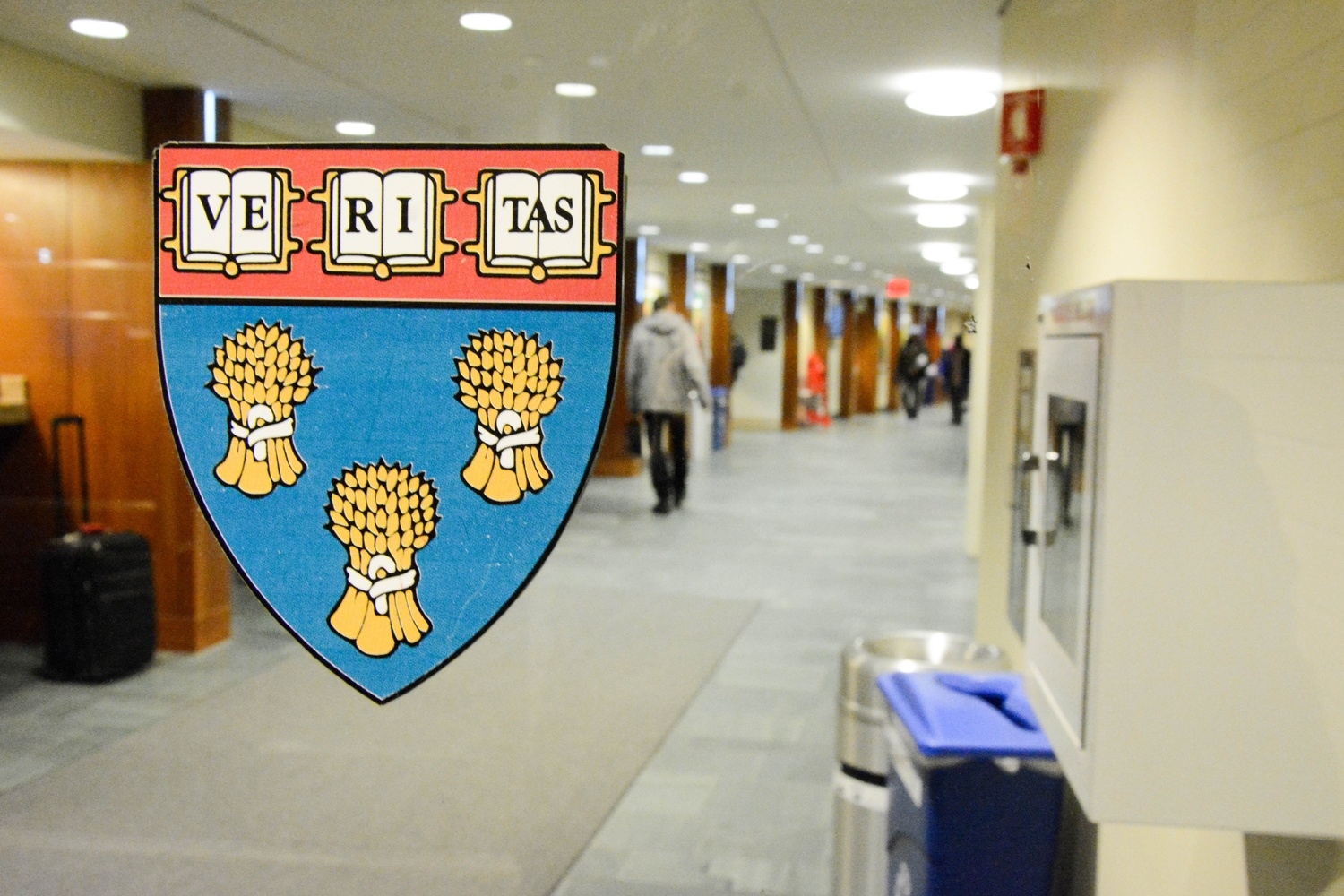 The Harvard Corporation accepted on Monday recommendations to change the Law School's seal.