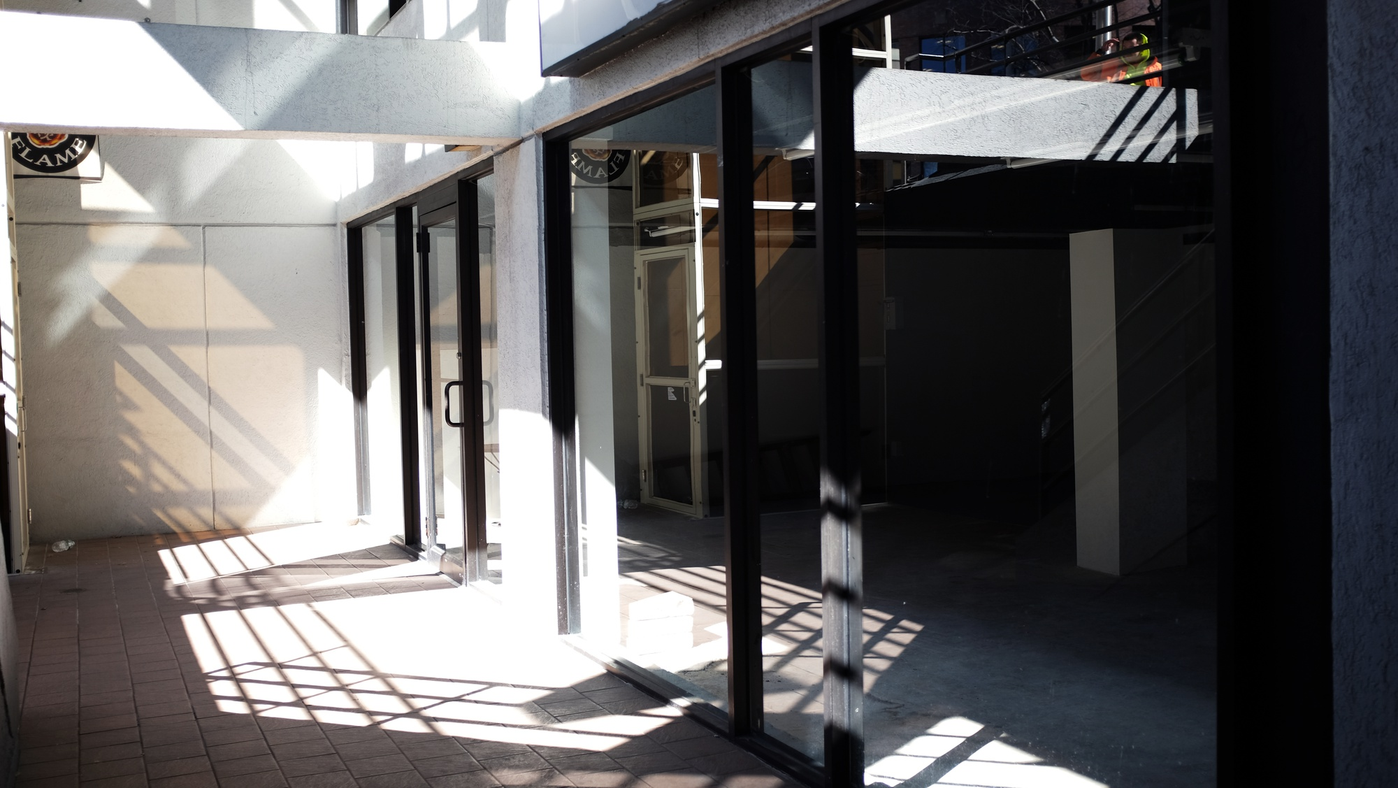 A below-ground retail place located at 1001 Massachusetts Ave seeking approval as a new marijuana dispenser.