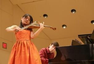 Sumire Hirotsuru's Senior Thesis Recital