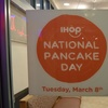 IHOP prepares for National Pancake Day