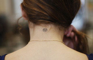 Jacqueline Epstein's Tattoo