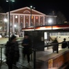 Late-night T Service Stops