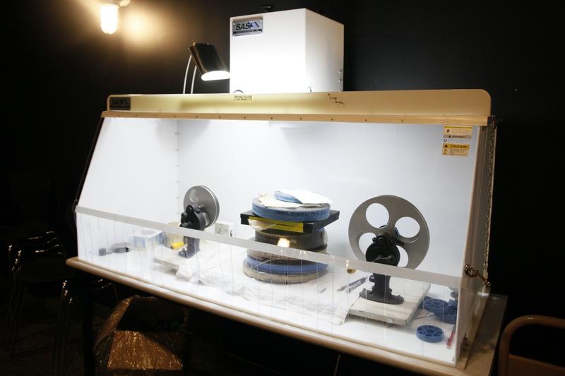 Film Fumigator