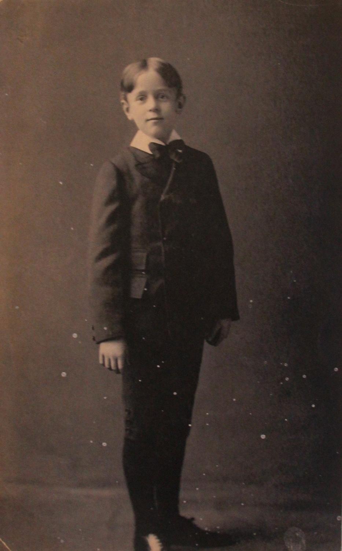Childhood images of John Reed