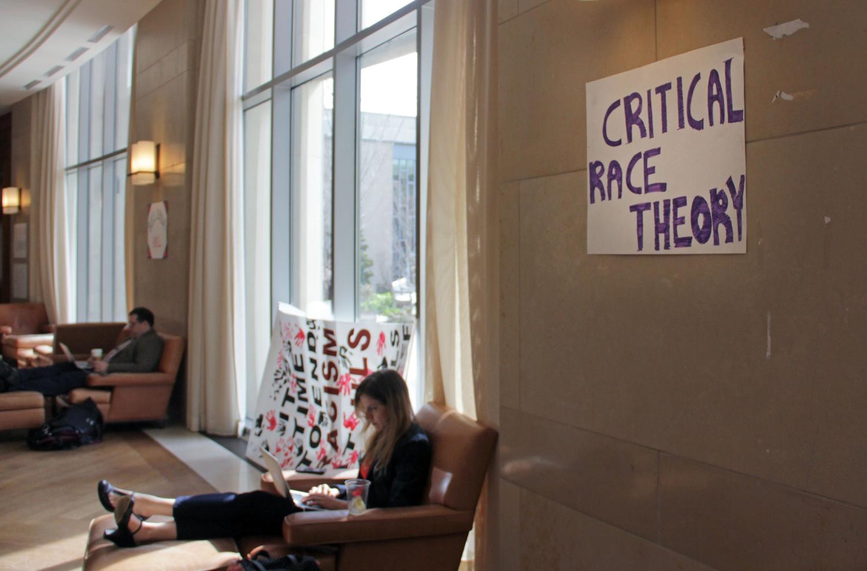 Critical Race Theory at Belinda Hall