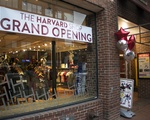 New Harvard Shop Grand Opening