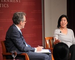 Michelle A. Rhee at the IOP