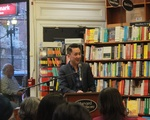 Pulitzer Prize winner at Bookstore