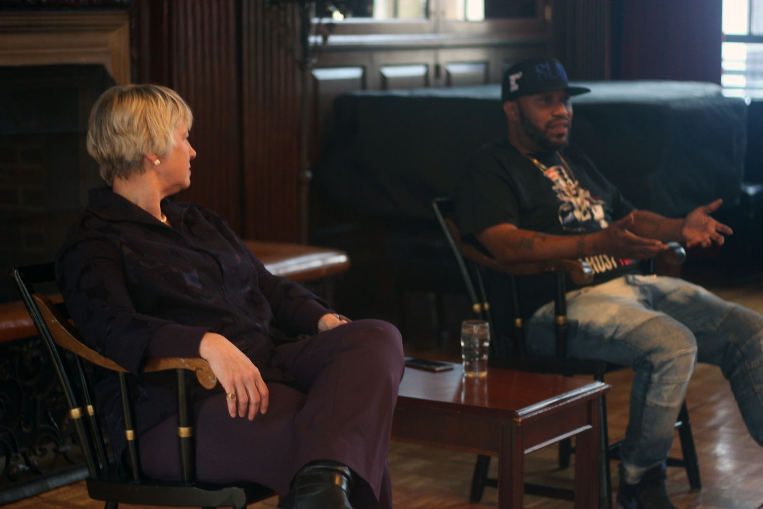 Seminal rapper Bun B, half of Houston duo UGK and solo artist, shares his experiences covering the 2016 elections for Vice alongside IOP Fellow and former Mayor of Houston Annise Parker.