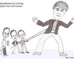 Pulling Trump Down