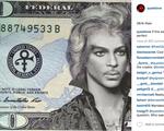 Prince on a $20.