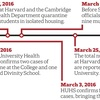 Mumps Timeline (As of 5.11.16)