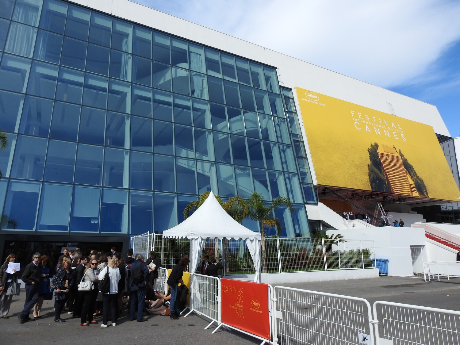 Cannes 2016 Roundup Day 1