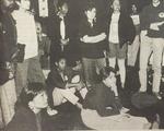 Law Students Sit-In Dean Clark's Office