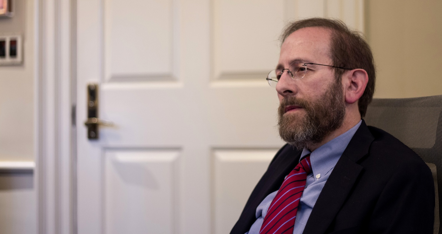 University Provost Alan M. Garber '76 updated Harvard affiliates Tuesday on the status of its negotiations with the union.