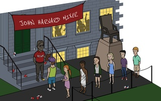 Harvard's Social Experiment illustration