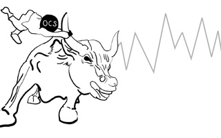 OCS Vs Wall Street Illustration