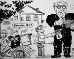1991 Recession Cartoon