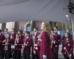 The Harvard Band Plays at the 2016 HAA Meeting