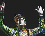 Sufjan Stevens Performs