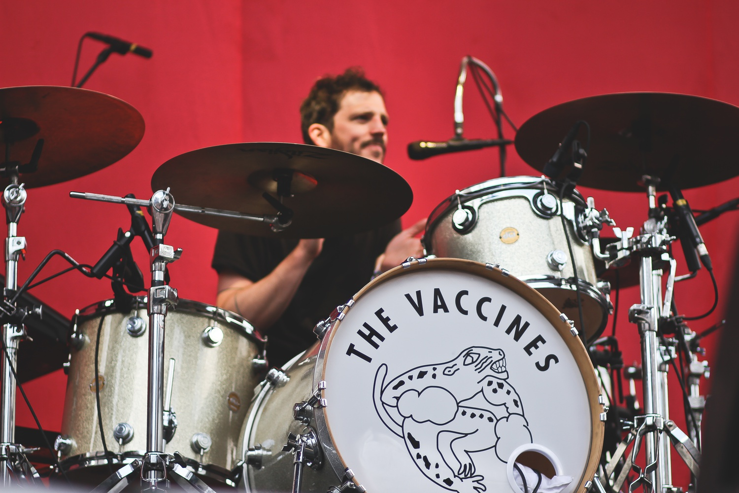 The Vaccines performs at Boston Calling on Saturday, May 28.