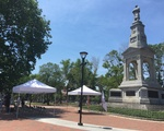 Cambridge Common Reopens