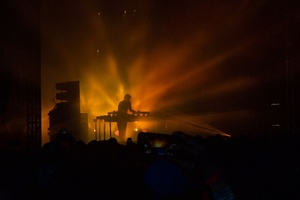 Jamie xx at Governors Ball 2016