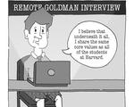 Remote Goldman Interview