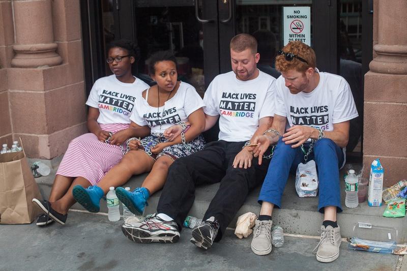 Black Lives Matter at Cambridge City Hall