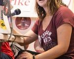 Camille E. Traslavina '18 Speaks in Support of HUDS