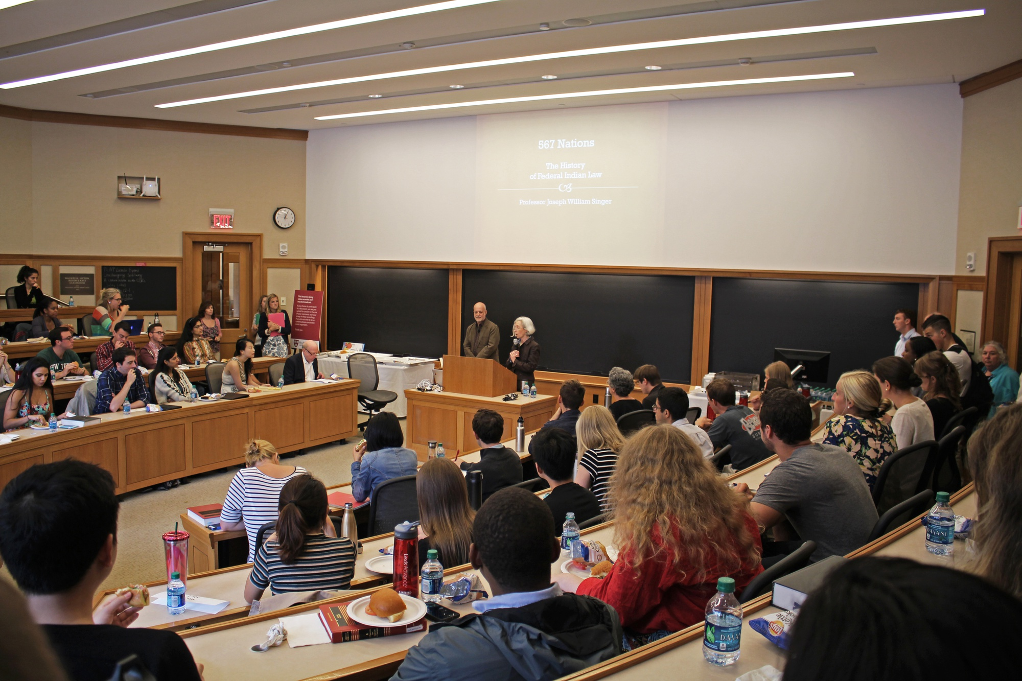 Dean Martha L. Minow invites Joseph W. Singer, Bussey Professor of Law, to give the first lecture of the Diversity and U.S. Legal History series at the Harvard Law School.