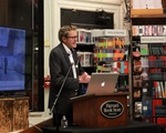 Bookstore Talk on Monet
