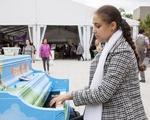 Piano in the Plaza
