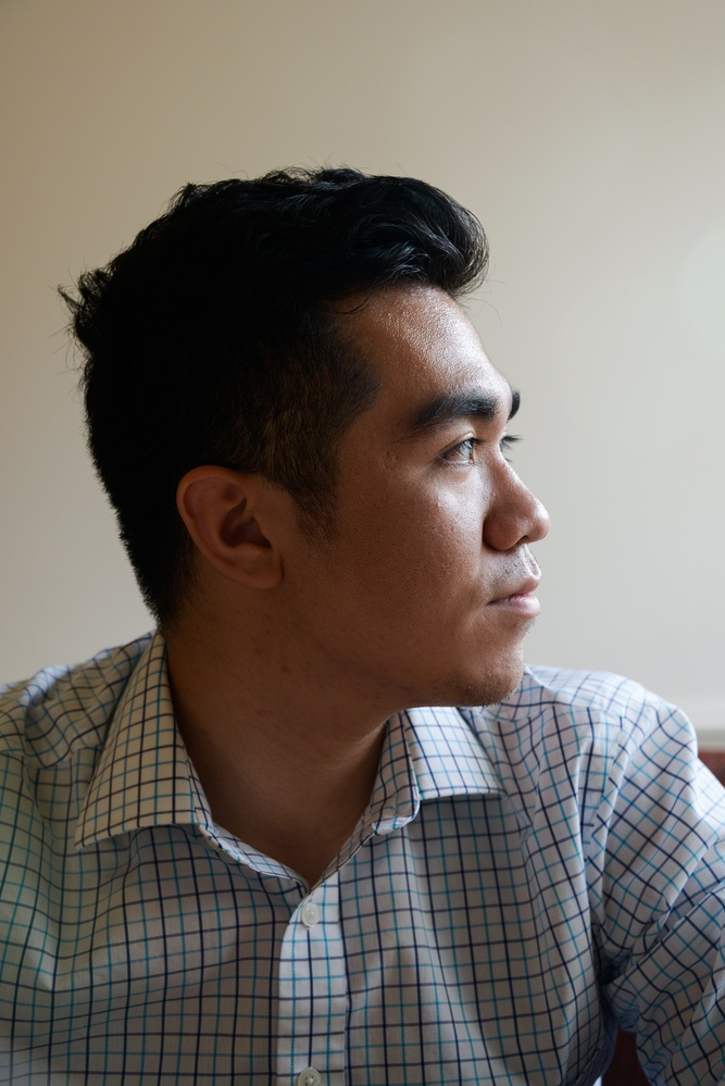 Daishi K. Tanaka '19 now lives alone in the United States because his parents moved back to Japan.