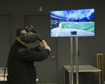 Virtual Reality Athletics