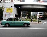 Tokyo Taxicab