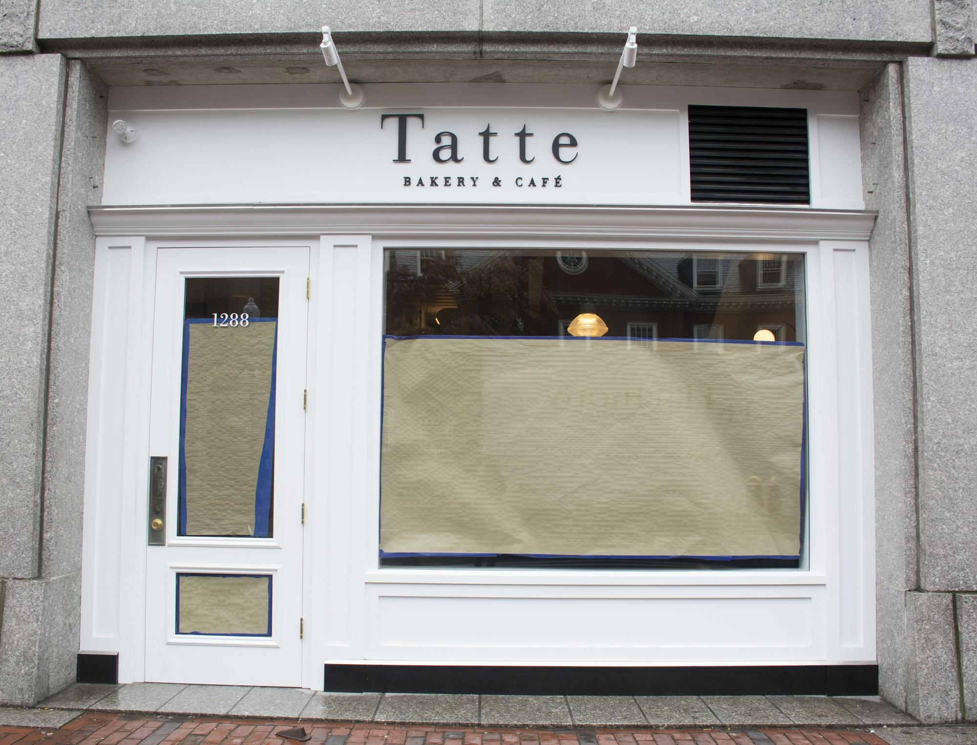 Tatte Bakery & Cafe, one of several new establishments in Harvard Square, is set to open its doors within the next week.