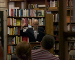 Lev Grossman at the Harvard Bookstore