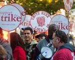 Harvard Yard Strike Kickoff
