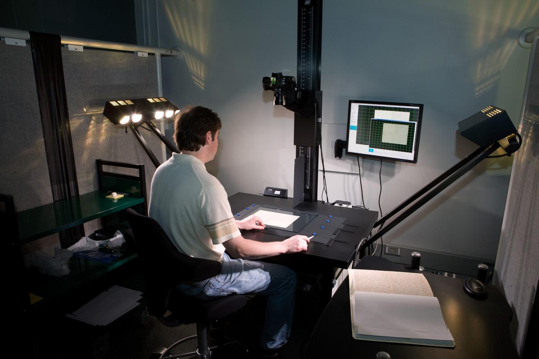 Digitization Lab Workstation