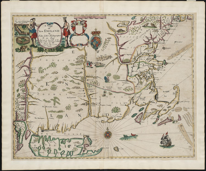 Seller's Map
