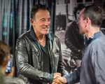 Bruce Springsteen at the Coop