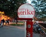 HUDS Strike Continues