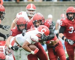 Cornell's Carries