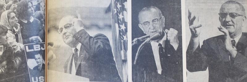 1964 President Johnson