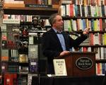 David Barron at Harvard Bookstore