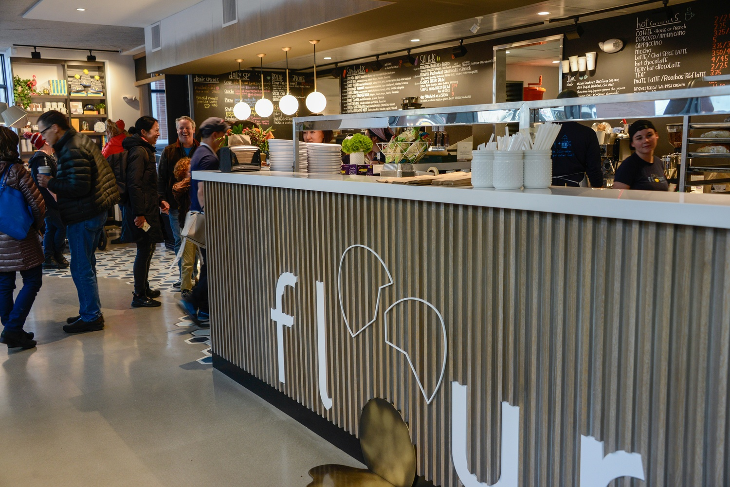 Harvard Square's newest sweet spot is Flour, a bakery-cafe started by Harvard graduate Joanne Chang.