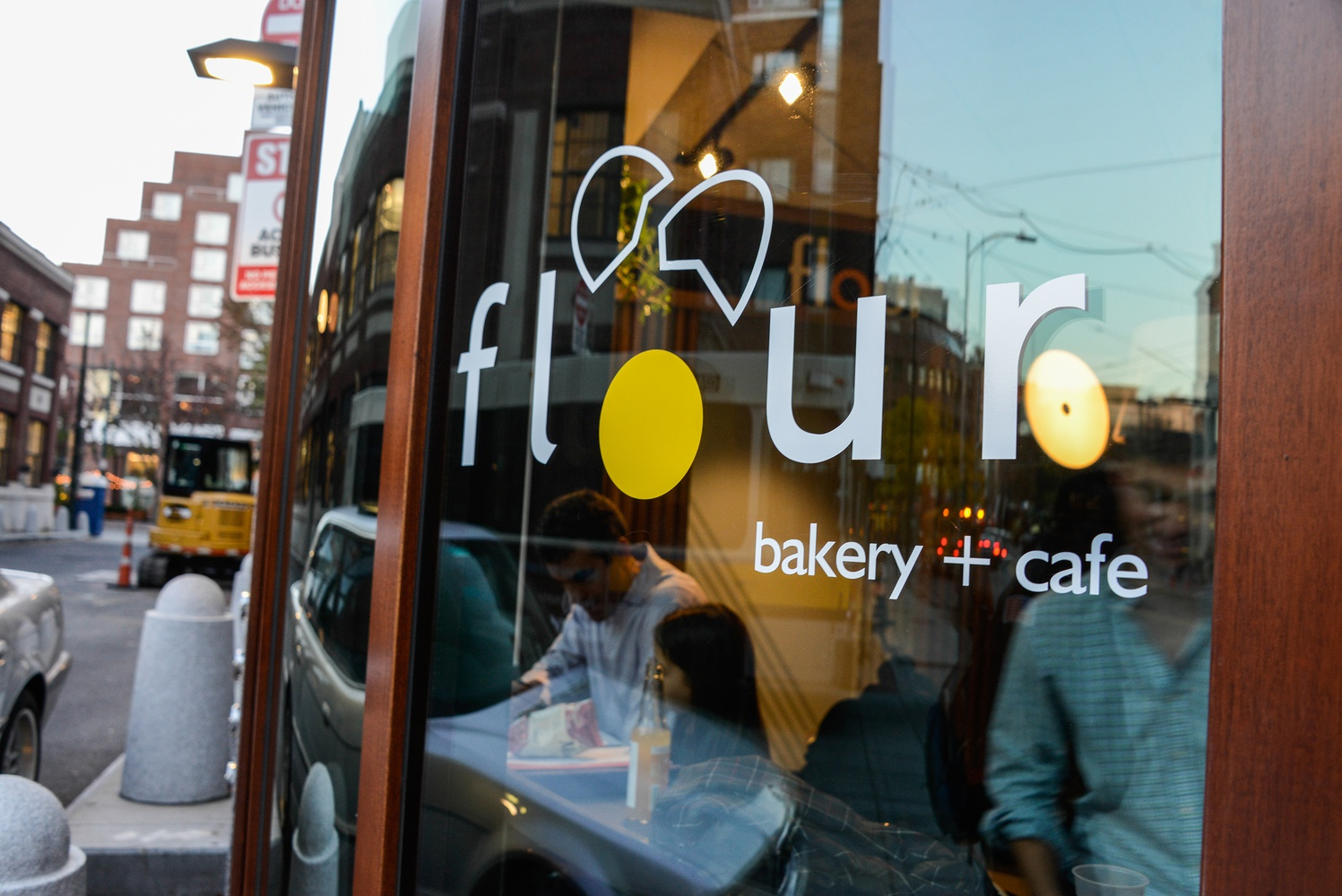 Flour Bakery opened early this month in Harvard Square.
